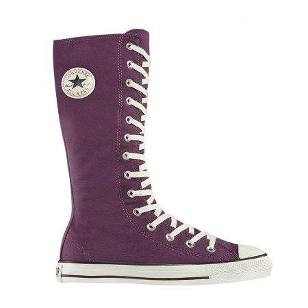 BOTA  ALL STAR CONVERSE ROXO
