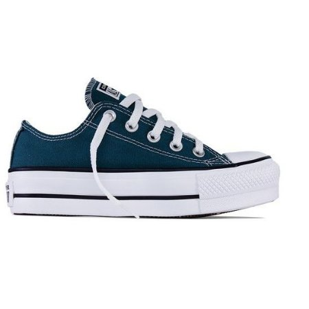 TÊNIS ALL STAR PLATAFORMA VERDE CT09630020