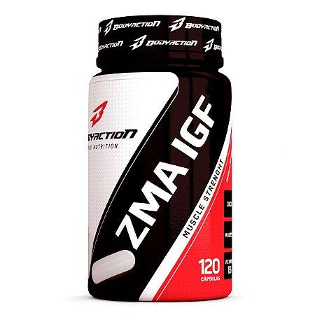 ZMA IGF 120 cápsulas - Bodyaction