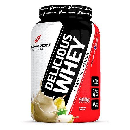Proteína Delicious Whey 900g - Bodyaction