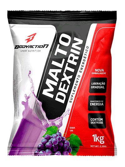 Maltodextrin - Bodyaction