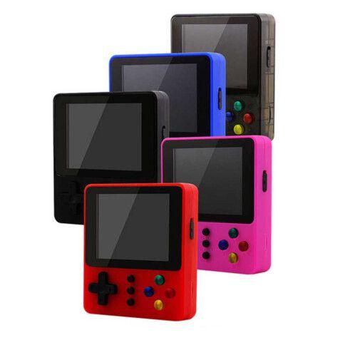 Mini Game Portatil K5 Retrô com 500 Jogos