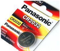Pilha BOTÃO CR2032 3V Unidade Panasonic
