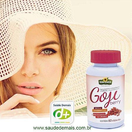 Goji Berry - 600 mg - 60 Caps