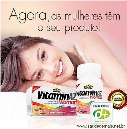 VitaminAZ Woman 1,5 g - 60 Caps
