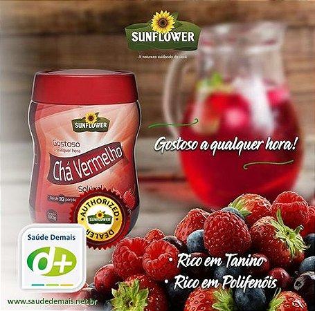 Chá Vermelho Frutas Vermelhas
