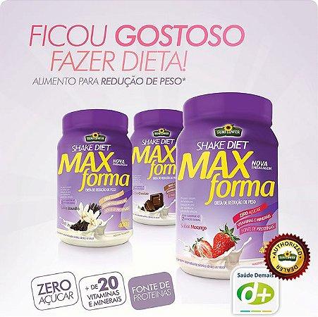 Shake Diet - Max Forma Morango