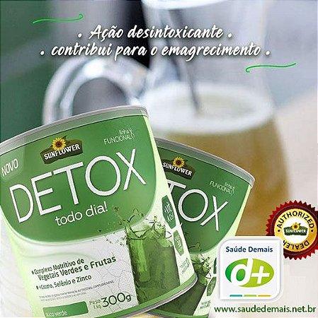 DETOX Suco Verde - 300g