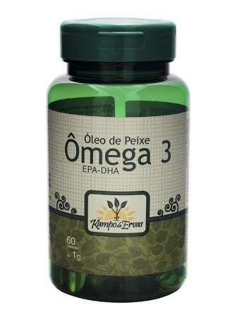89c770e7be6 Óleo de Peixe (Omega 3) - 60 Cápsulas de 1000mg - FUTURA MAMÃE. Loja ...