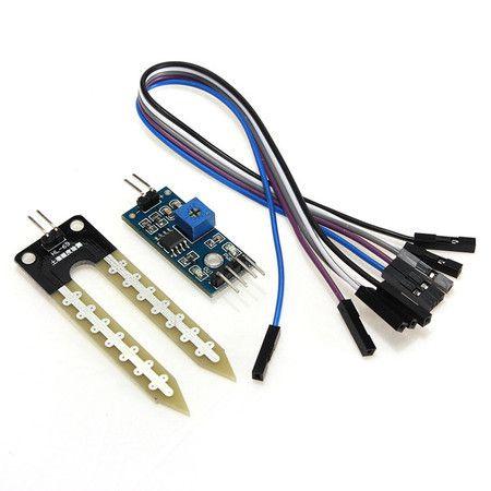 Módulo Sensor De Umidade De Solo
