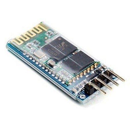 Módulo Bluetooth Rs232 - HC-06 Padrão Slave