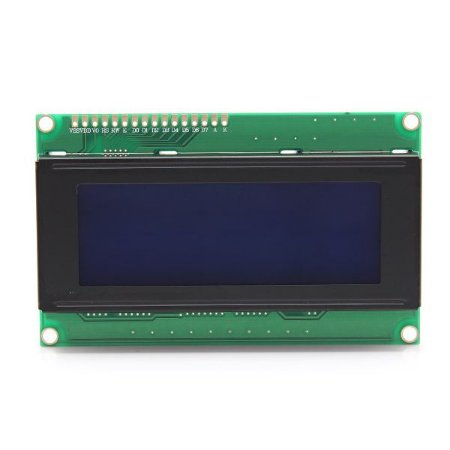 Display LCD 20×4 Backlight Azul