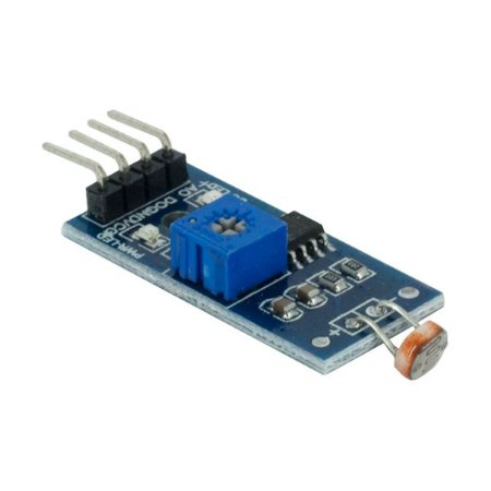 Módulo Sensor de Luz LDR (Light Dependent Resistor)