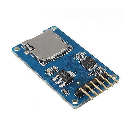 Módulo Cartão de Memória Micro SD Card