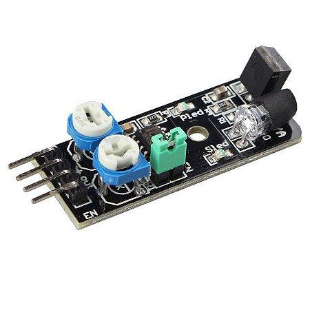 Sensor de Obstáculos Reflexivo Infravermelho KY-032