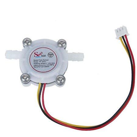 Sensor de Fluxo de Água 0,3–6L YF-S401