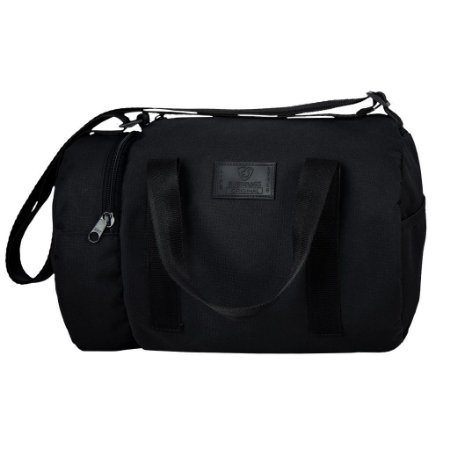 Mala Esportiva Mini Bag Everbags Preto