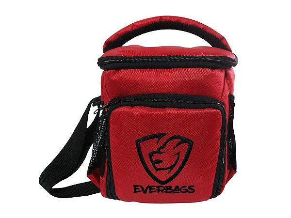 Bolsa Térmica Compacta Red Black