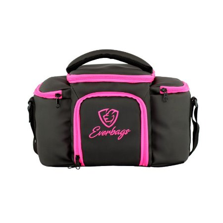 Bolsa Térmica Fitness Top - Black Rosa