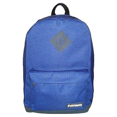 Mochila School Azul Everbags