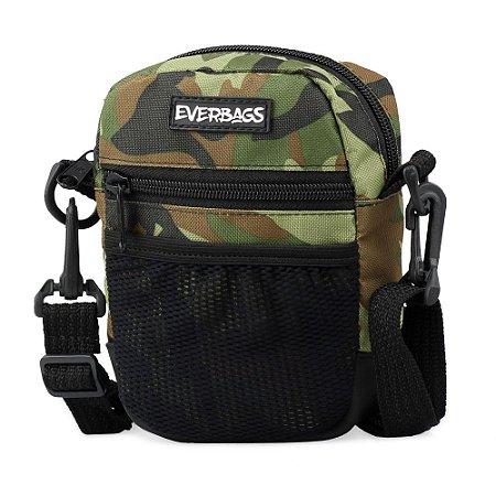 Shoulder Bag Camuflada Mini Redinha Everbags