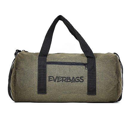 Mala de Treino Streetbag Marrom - Everbags