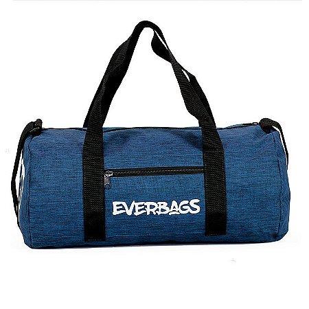 Mala de Treino Streetbag Azul Mescla