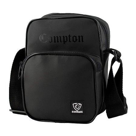 Shoulder Bag Compton Media Emborrachada
