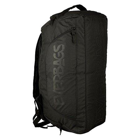Mala Mochila Impact Bag Everbags Black Luxo