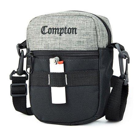 Shoulder Bag Compton Everbags Cinza