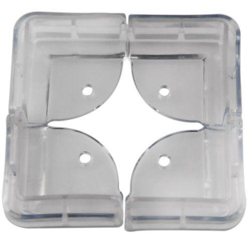 Protetor Para Quina Baixo Com 4 Peças - Bemfixa