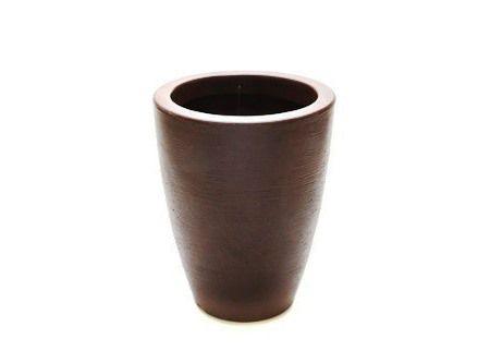 Vaso Malta Cone Rusty 25 X 32 Cm - Vasart