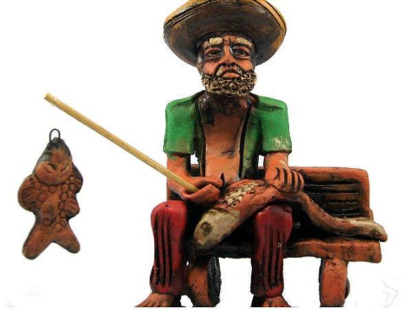 Pescador Sentado