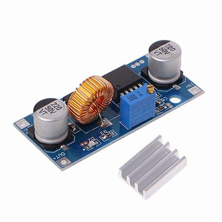 Regulador Tensão Stepdown Buck Xl4015-5a Dc-dc