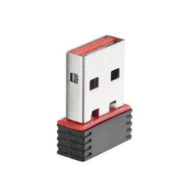 Mini Adaptador Receptor Wireless Usb Mini Nano 150mbps