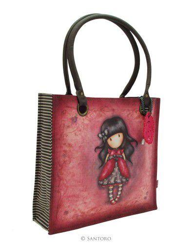 Bolsas - Gorjuss Large Coated Shopper Bag