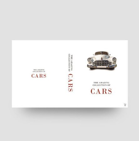 BOOK BOX - TEMA CARS