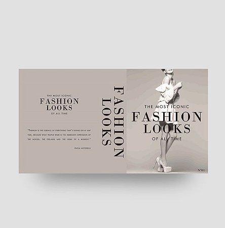 BOOK BOX - TEMA FASHION n01