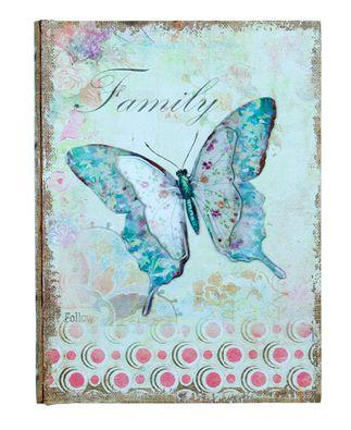 BOOK BOX - BORBOLETA FAMILY OLDWAY