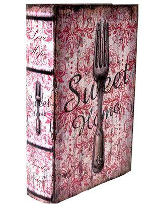 BOOK BOX -  GARFO OLDWAY