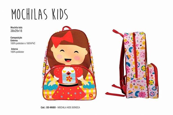 Mochila Kids - Boneca