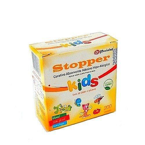 Curativo Stopper Infantil (200UN) - Proinlab