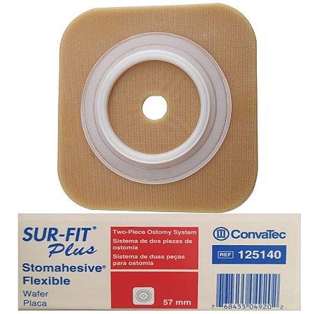 Placa de Colostomia Flexível 57mm - Convatec