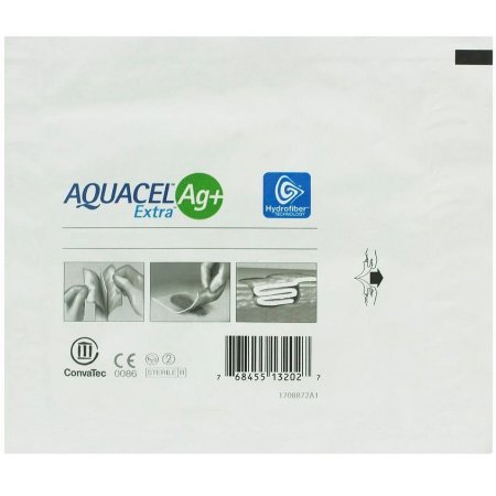 Curativo Aquacel AG+ EXTRA 15cm x 15cm - Convatec