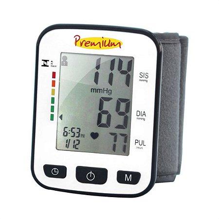 Aparelho de Pressão Digital Automático de Pulso BSP21 - Premium