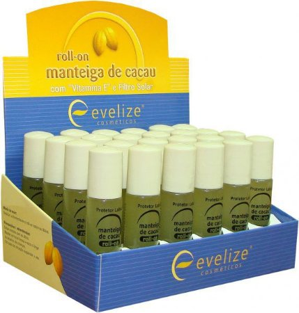 Manteiga de Cacau Roll-on (5ml) - Evelize