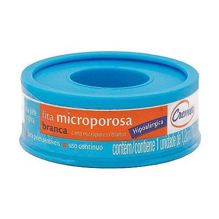 Fita Micropore 1,2cm x 10m - Cremer