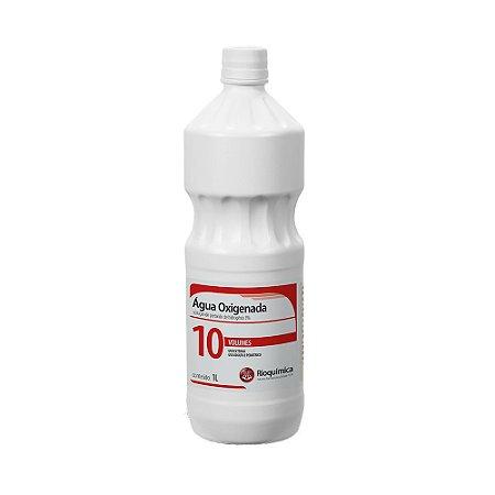 Água Oxigenada 10V (1000ml) - Rioquimica