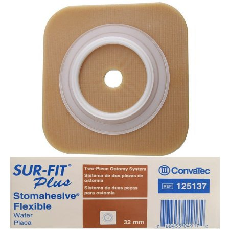 Placa de Colostomia Flexível 32mm - Convatec