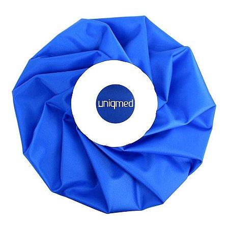 Bolsa de Gelo Flexível Azul 2,3L - Uniqmed